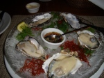 Oysters at Beacon